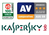 Kaspersky Anti-Virus Protection